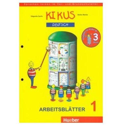 Kikus Deutsch Arbeitsblatter 1