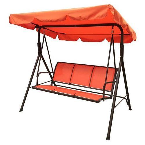 huśtawka comfort, pomarańczowa marki Rojaplast