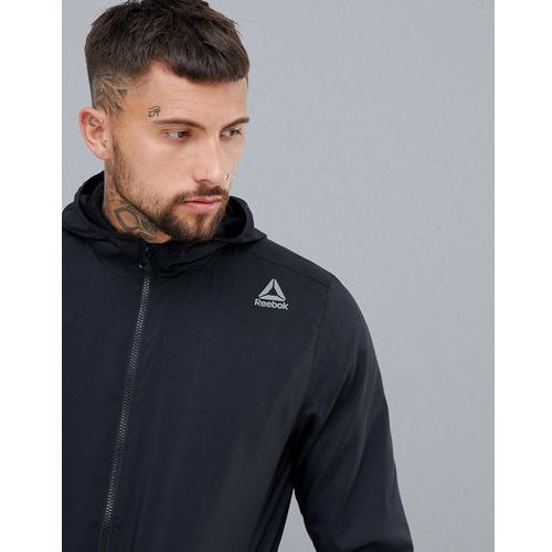 6e16ab776 Training Woven Jacket In Black DH1949 - Black (Reebok) - sklep ...