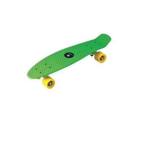 """Deskorolka fiszka 22"""" LA Sports 81009GR zielona  Zielony"""