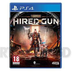 Necromunda: hired gun ps4 / ps5 marki Focus home interactive