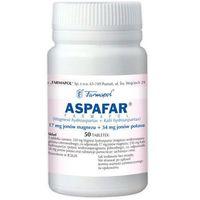ASPAFAR x 50 tabletek