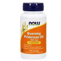 Kapsułki Now Foods Evening Primrose Oil (Olej z nasion wiesiołka) 500mg 100 kaps.