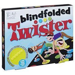 Hasbro Gra twister blindfolded - darmowa dostawa od 199 zł!!!