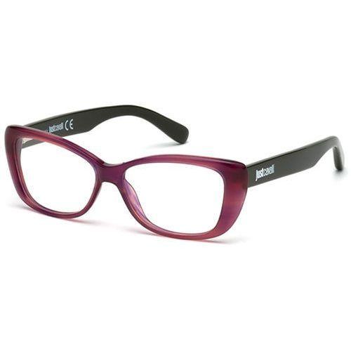 Just cavalli Okulary korekcyjne jc 0588 083 z