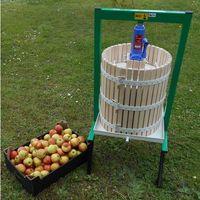 Tip  prasa hydrauliczna do owoców 70l (8591529100552)