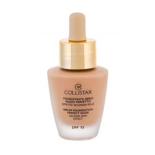Collistar Serum Foundation Perfect Nude SPF15 podkład 30 ml dla kobiet 1 Ivory - Ekstra oferta