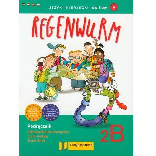 Regenwurm 2B podręcznik, oprawa broszurowa