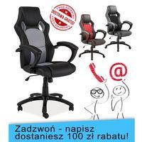 Fotel sportowy Signal Q-107 - fotel dla gracza - gamingowy, Zadzwoń otrzymasz rabat 50 zł!!!, Signal