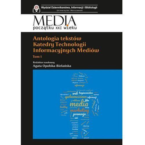 Antologia tekstów Katedry Technologii Informacyjnych Mediów. Tom 1, Artvitae