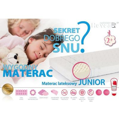 Materace dziecięce Hevea Salon Hevea Kraków