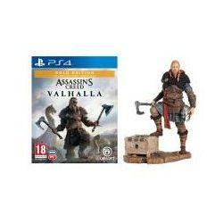 Assassin's Creed Valhalla Złota Edycja + Figurka Eivor PS4 / PS5
