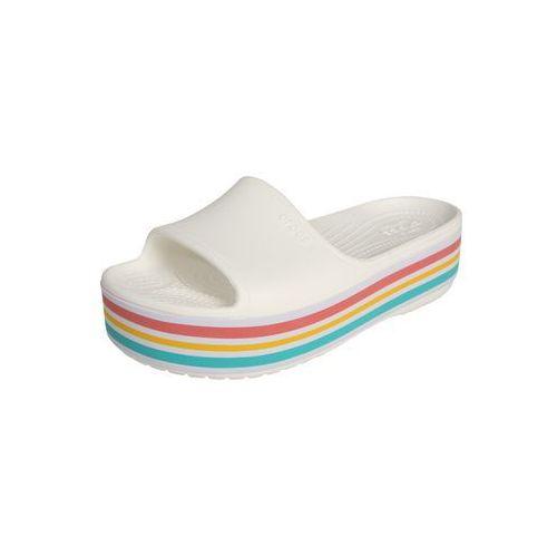 klapki biały marki Crocs