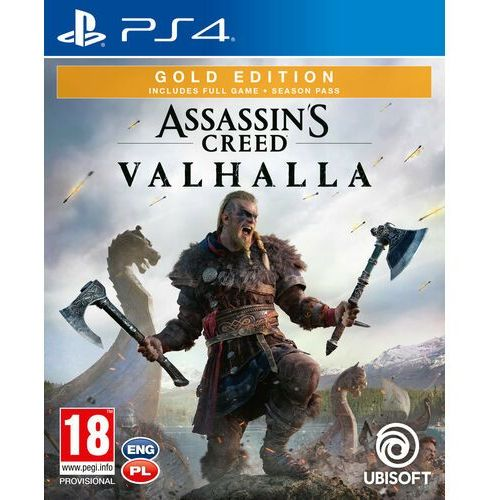 Assassin's Creed Valhalla (PS4)