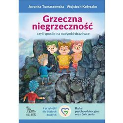 Książki dla dzieci  Tomaszewska Jovanka, Kołyszko Wojciech