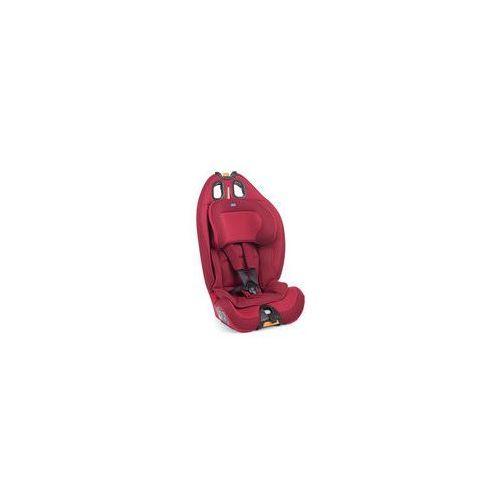 Fotelik samochodowy gro-up 1-2-3 9-36kg + gratis (red passion) Chicco