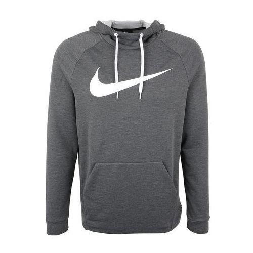 9c738b6b3c56b5 Nike bluzka sportowa 'dry pro swoosh' nakrapiany szary / biały  (0886916947727)