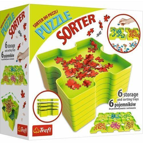 Sorter do puzzli +darmowa dostawa przy płatności kup z twisto marki Trefl