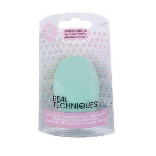 Real techniques sponges miracle complexion sponge polka dots aplikator 1 szt dla kobiet - Promocja