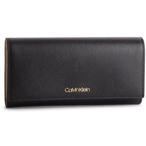 f7fe8d04e09a8 Calvin Klein Duży Portfel Damski CALVIN KLEIN - Avant Large Triford  K60K605098 001