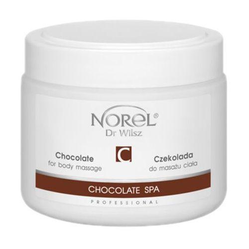 Norel (dr wilsz) chocolate spa chocolate for body massage czekolada do masażu ciała (pb234) - Ekstra oferta