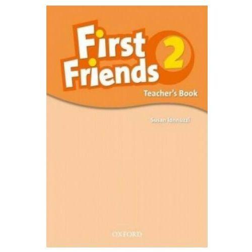 First Friends 2: Teacher's Book, oprawa miękka