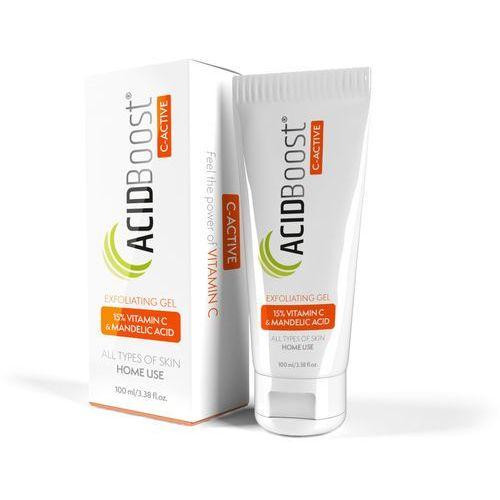 Peeling z kwasami rozjaśniający przebarwienia acidboost c-active exfoliating gel Empire pharma sp. z o.o