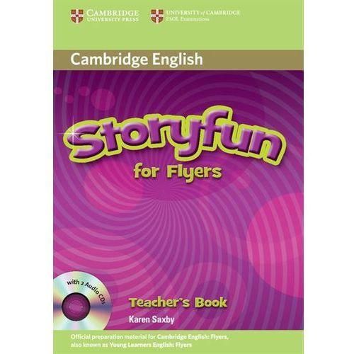 Storyfun for flyers Teacher`s Book with 2 audio Cds (9780521126670)