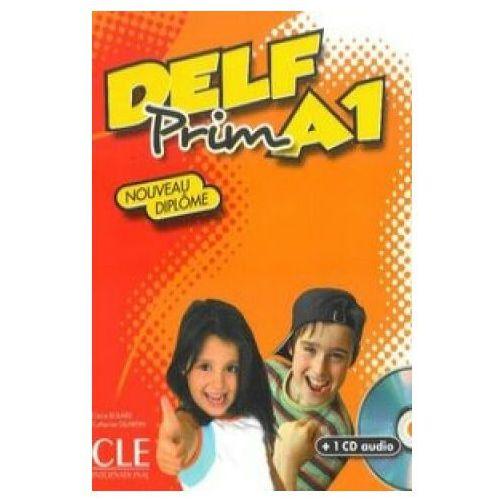 Delf Prim A1 książka +CD, oprawa miękka