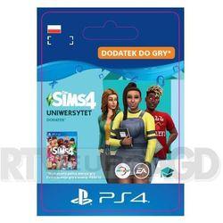 The Sims 4 - Uniwersytet DLC [kod aktywacyjny] PS4, SCEE-XX-S0047857