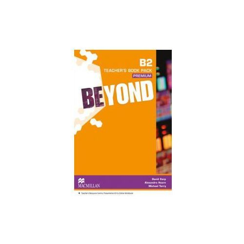 Beyond B2 Teacher's Book Premium Pack, Macmillan