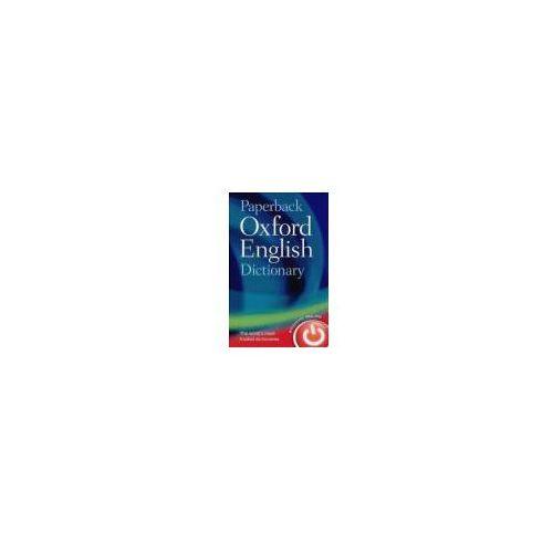 Oxford English Dictionary. 120 000 słów, fraz i definicji (9780199640942)