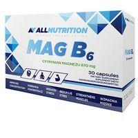 Kapsułki ALLNUTRITION Mag B6 x 30 kapsułek