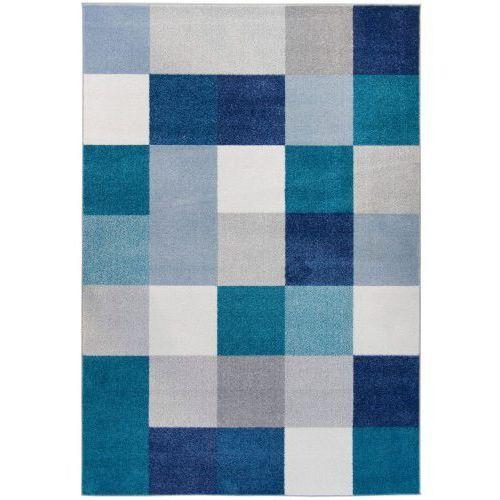 Dywan Cube Komfort 180x270 Niebieski Roomzonepl