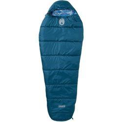 Coleman frisco mummy śpiwór dzieci niebieski śpiwory syntetyczne