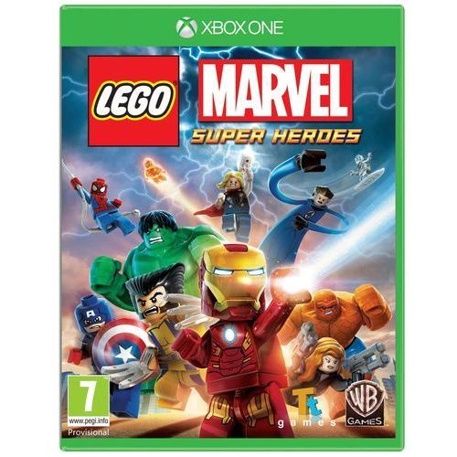 LEGO Marvel Super Heroes X1