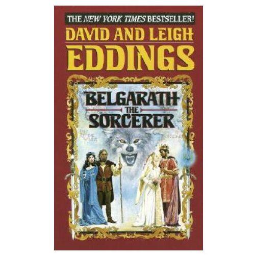 Belgarath Sorcerer, Eddings D.