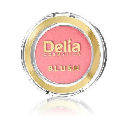Cosmetics soft blush róż do policzków nr 2 1szt - delia Delia