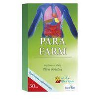Para Farm płyn doustny 30ml (pasożyty) INVENT FARM (5907751403546)
