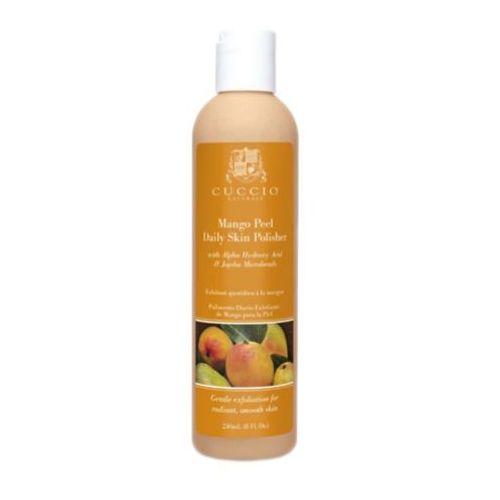 Cuccio mango peel daily skin polisher peeling do dłoni z mango (240 ml)