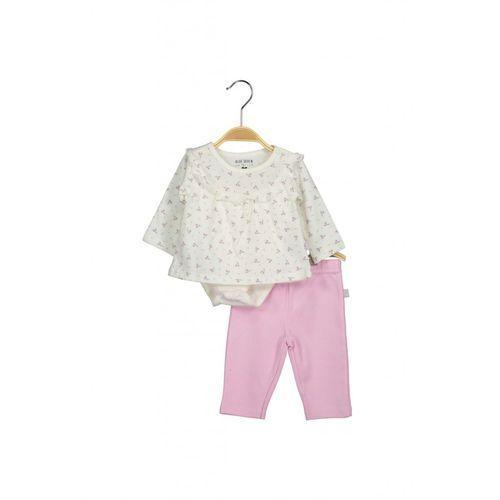 Blue seven Komplet niemowlęcy bluzka+spodnie 6p37a6