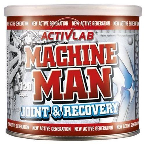 ACTIVLAB Machine Man Joint & Recovery - 120caps