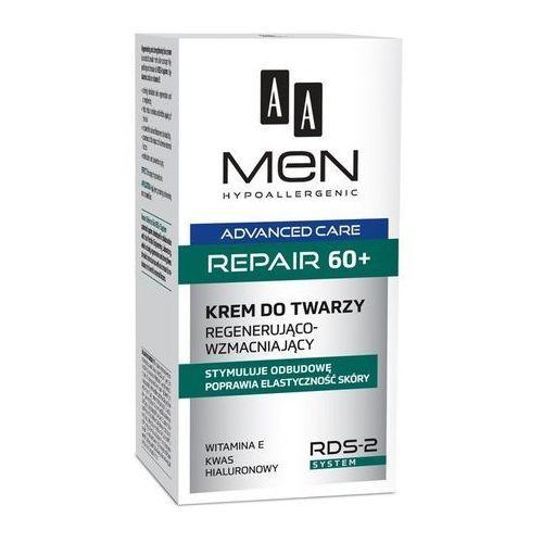 Men Advanced Care Face Cream Repair 60+ regenerująco-wzmacniający krem do twarzy 50ml