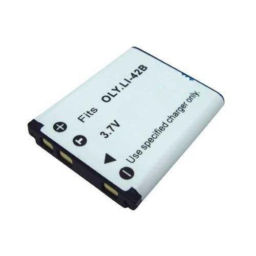 Akumulator do olympus li-40b li-42b d-li63 3100mah marki Powersmart