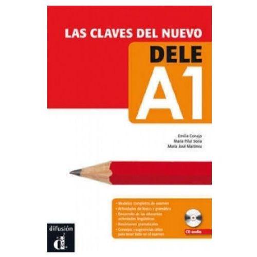 Las claves del nuevo DELE A1. Podręcznik - wyślemy dzisiaj, tylko u nas taki wybór !!! (2009)