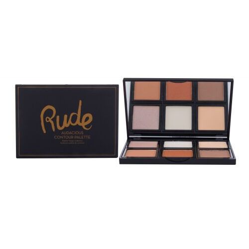 Rude Cosmetics Audacious zestaw kosmetyków 18 g dla kobiet - Ekstra upust