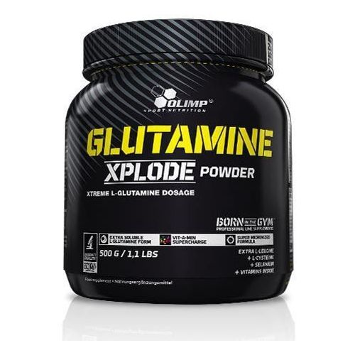 OLIMP Glutamine Xplode - 500g - Pineapple