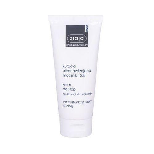 Ziaja stopy krem regenerujący zrogowaciałej skóry ultra-moisturizing with urea 100 ml - Ekstra oferta