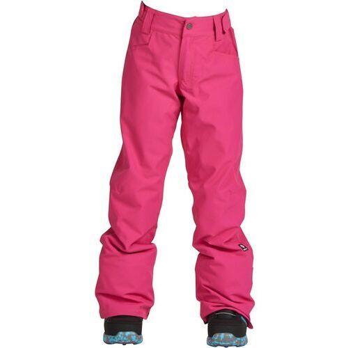 Nikita Spodnie - girls cedar pant pink (pnk) rozmiar: xs