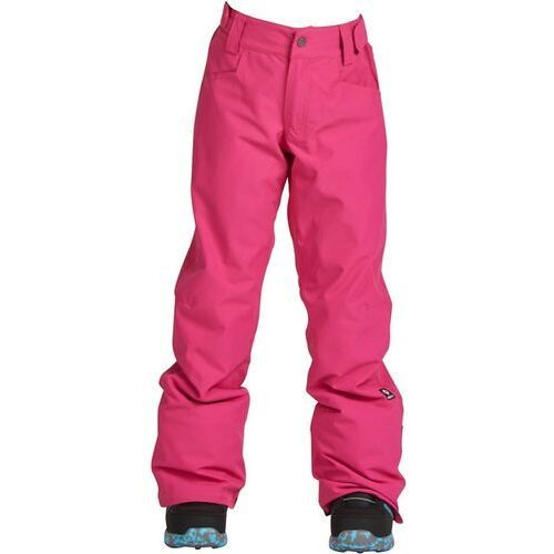 spodnie NIKITA - Girls Cedar Pant Pink (PNK) rozmiar: M, kolor różowy